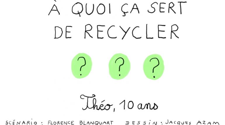 À quoi ça sert de recycler ?