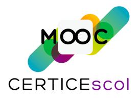 Logo MOOC CERTICEscol