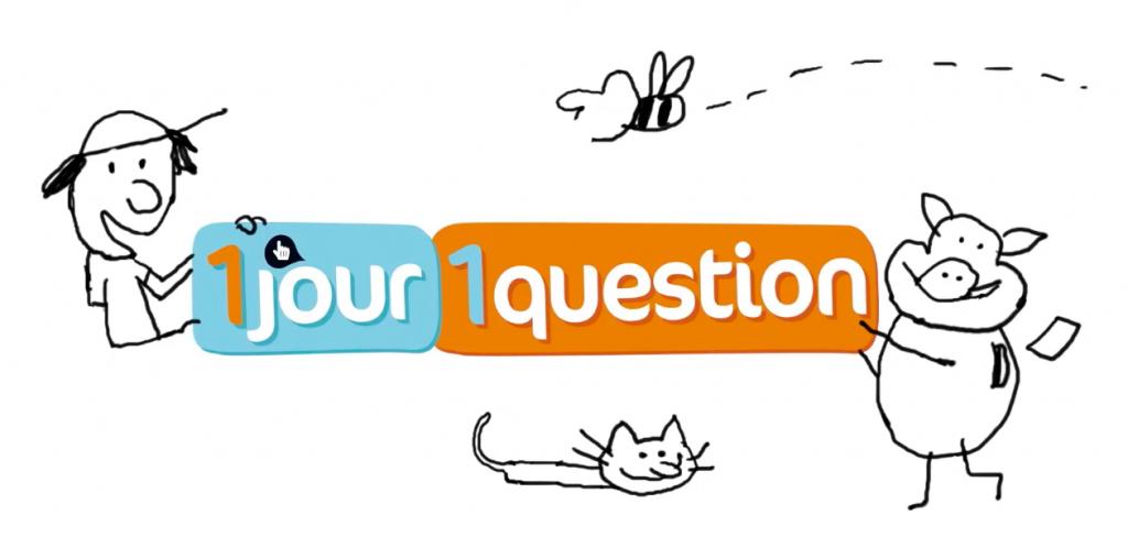 """""""Un jour, une question"""" est une série de vidéos éducatives proposée par Lumni."""