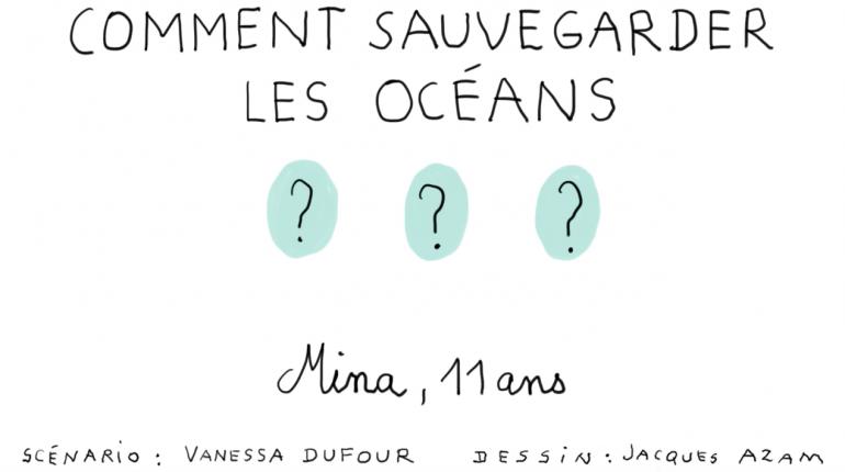 Comment sauvegarder les océans ?