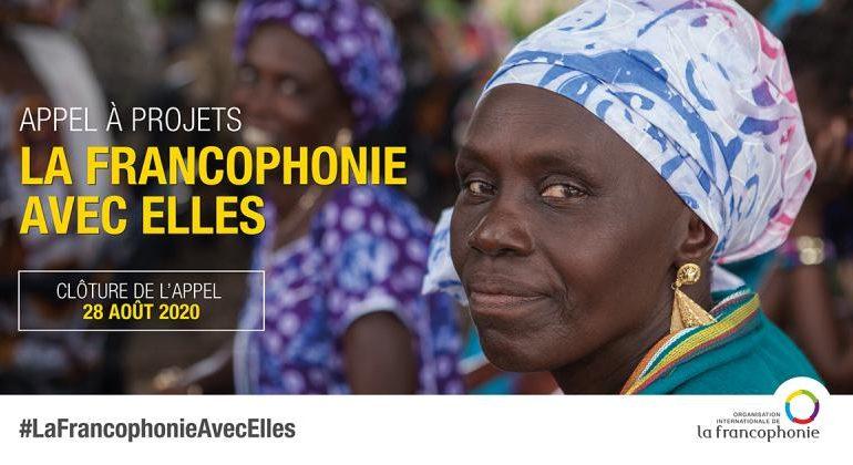 Appel à projets Francophonie avec elles