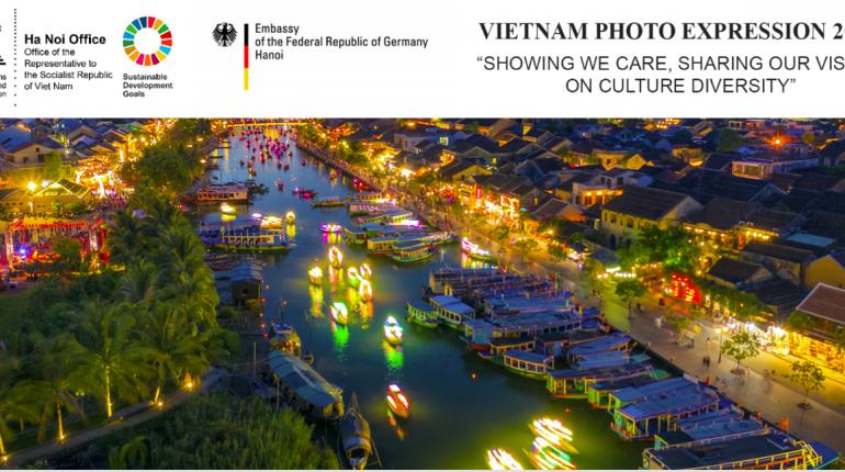 Concours Vietnam Photo Expression 2020 - Affiche 3