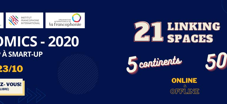 Bannière Franconomics 2020