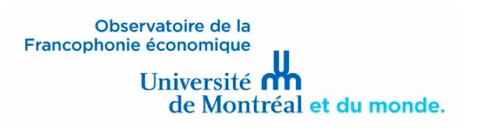 Observatoire de la Francophonie économique