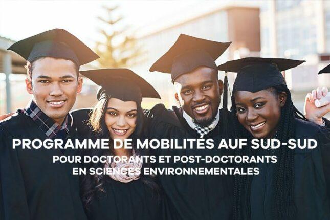 Programme de mobilités Sud-Sud de l'AUF