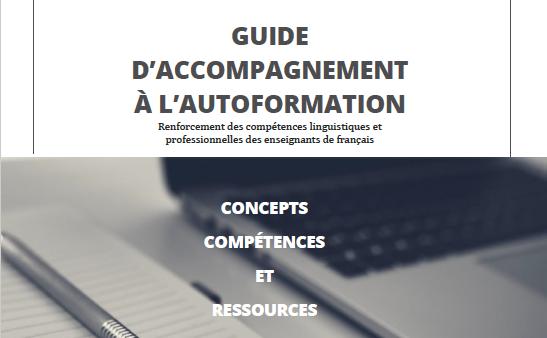 Guide d'autoformation du CREFAP