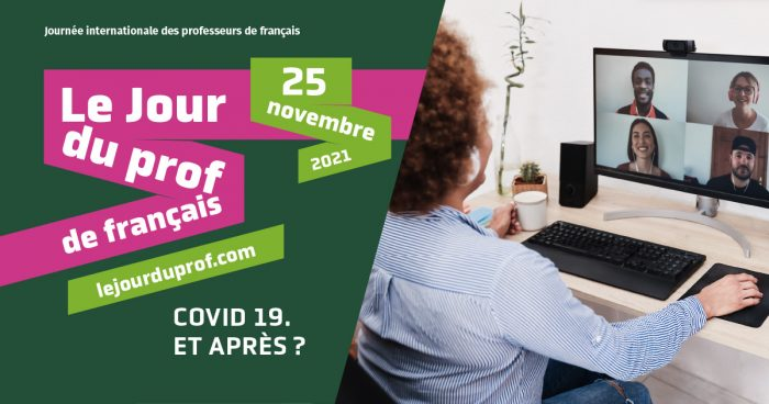 Journée Internationale des professeurs de français 2021