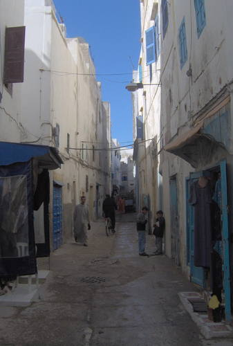 Médina d'Essaouira (ancienne Mogador), © Bruno Doucin & Lionel Lalaité.