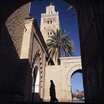 Médina de Marrakech (Maroc) d'Yvon Fruneau, © UNESCO.