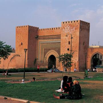 Ville historique de Meknès, © Editions Gelbart